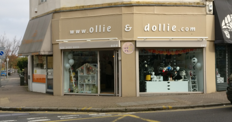 ollie and dollie opens for business � news in beckenham