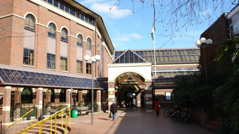 Bromley Civic Centre